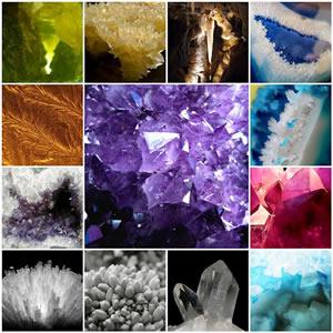 Kristalformaties